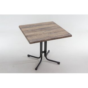 Sharonville Folding Steel Dining Table By Sol 72 Outdoor