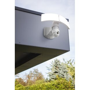 Hengrove Outdoor Wall Lantern with Motion Sensor