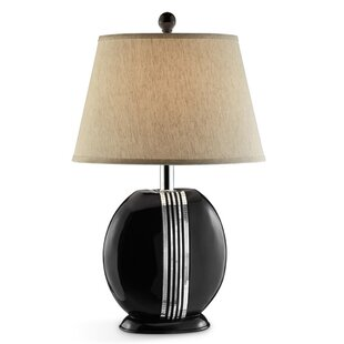 Obsidian 28 Table Lamp
