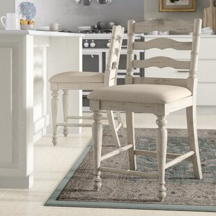 Buy luxury Paquin 24 Bar Stool by Lark Manor Reviews (2019) & Buyer's Guide