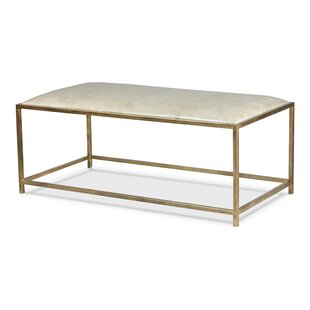 Bugbee Coffee Table by House of Hampton Read Reviews