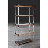 Varossi Etagere Bookcase by RMG Fine Imports