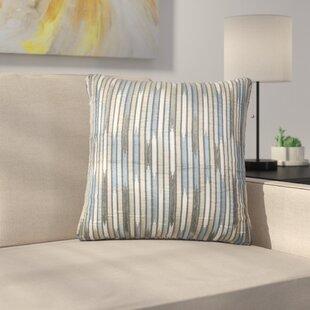 Stromberg Striped Throw Pillow (Set of 2)