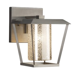 Affordable Luzerne 1-Light Outdoor Sconce By Brayden Studio