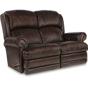La-Z-Boy Kirkwood Reclina-Way® Full Leather Reclining Loveseat