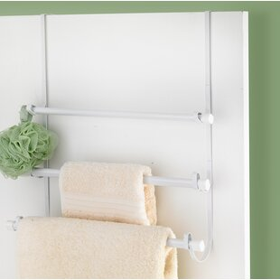 Popular Bath Over-the-Door Towel Rack