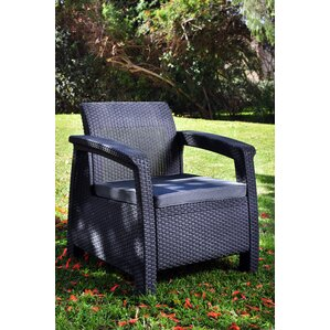 Berard All Weather Outdoor Armchair with Cushions  sc 1 st  Wayfair & Wicker Chairs You\u0027ll Love | Wayfair islam-shia.org