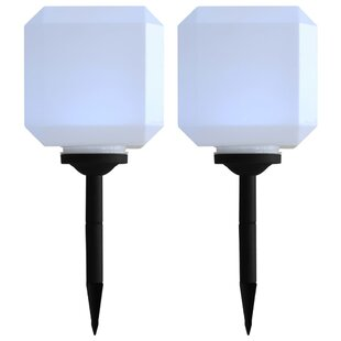 2 Light LED Pathway Light (Set Of 2) By Sol 72 Outdoor