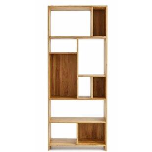 Bergamo Geometric Bookcase