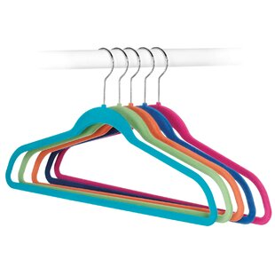 Flocked Suit Hanger (Set of 5) ByWhitmor, Inc