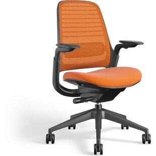 Series 1 Mesh Task Chair by Steelcase