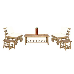 Bamboo54 Payang 6 Piece Coffee Table Set