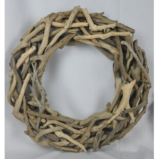 Driftwood Christmas Wreath Image
