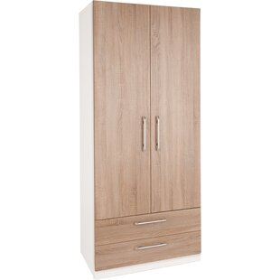 Esher 2 Door Wardrobe By 17 Stories