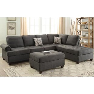 Zoe Sectional A&J Homes Studio