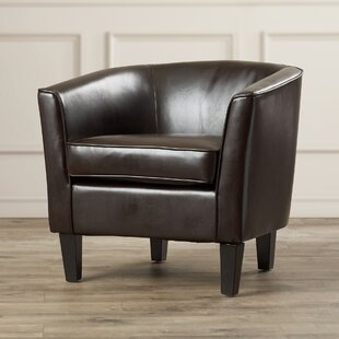 Alcott Hill Jess Barrel Chair