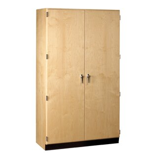 2 Door Storage Cabinet by Diversified Woodcrafts