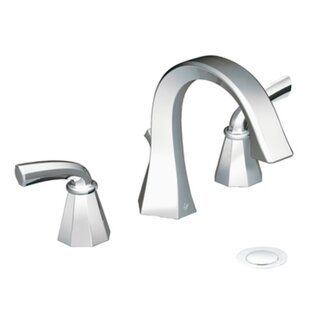 Moen Felicity Widespread High Arc Bathroom Faucet