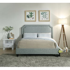 France Queen Upholstered Platform Bed by Darby Home Co