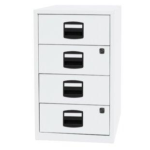 Pfa 4 Drawer Filing Cabinet By Bisley