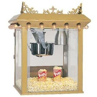 6 Oz. Antique Popcorn Machine