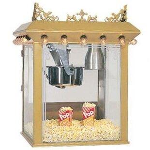 Bass 6 Oz. Antique Popcorn Machine