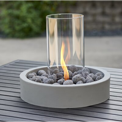Cove Intrigue Tabletop Fireplace The Outdoor GreatRoom Company