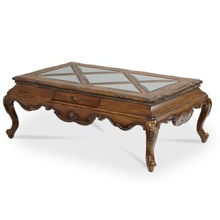 Michael Amini Lavelle Coffee Table