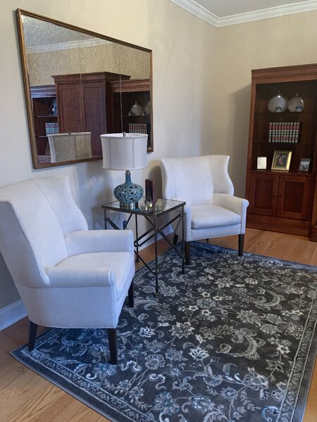Creating The Perfect Living Room