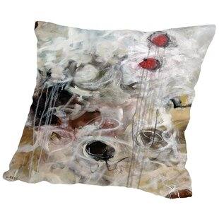 Eruptus Throw Pillow