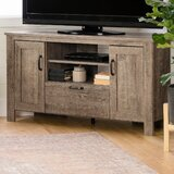 Lionel Corner TV Stand for TVs up to 50 by South Shore