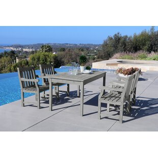 Darby Home Co Densmore 5 Piece Dining Set
