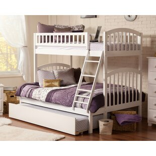 High-End Jackie Twin Over Full Bunk Bed ByViv + Rae