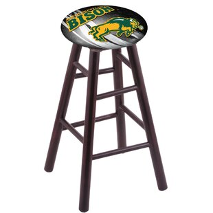 NCAA Team 24 Maple Counter Stool