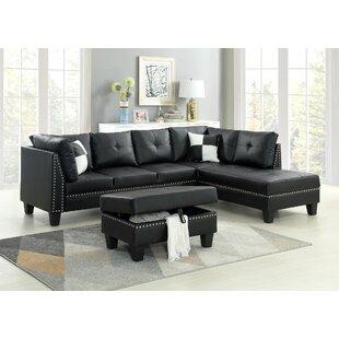 Winston Porter Keytesville Sectional Sofa..
