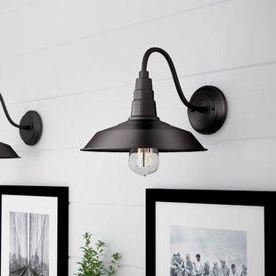 Top Reviews Lawson 1-Light Barn Light By Trent Austin Design