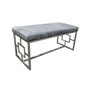 Munsey Upholstered Bench By House Of Hampton
