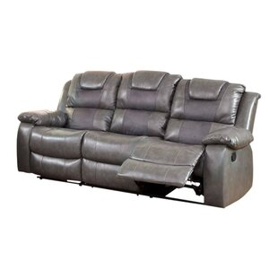 Gannon Reclining Sofa by Red Barrel Studio Bargain