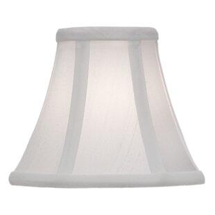 6 Silk/Shantung Bell Lamp Shade