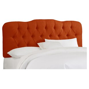 Carnaby Upholstered Panel Headboard by Skyline Furniture