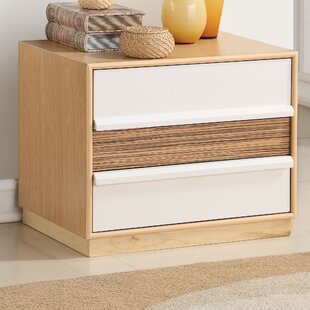 Gravesend 2 Drawer Nightstand by Corrigan Studio