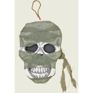 Hanging Mummy Face by Worth Imports