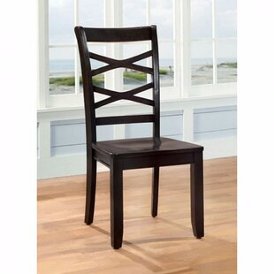 Red Barrel Studio Channa Transitional Dining Chair (Set of 2)