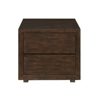 Purchase Bay End Table with Storage by Harbor House