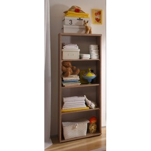 145cm Bookcase By Mercury Row