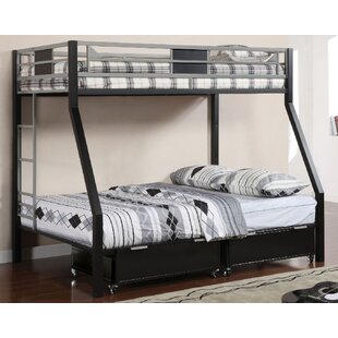 Anise Twin Over Full Bunk Bed by A&J Homes Studio Coupon