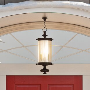 Price comparison Blythewood Outdoor Wall Lantern By Three Posts