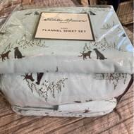Eddie Bauer 100 Cotton Flannel Sheet Set Reviews Wayfair