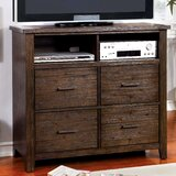 Trenton Solid Wood TV Stand for TVs up to 48 by Loon Peak®