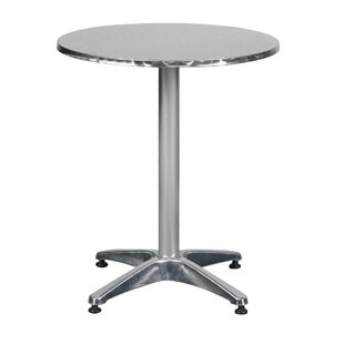 Matte Aluminium Bistro Table By Sol 72 Outdoor